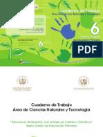 Cuaderno6 Conocimiento Del Medio Educacion Ambiental
