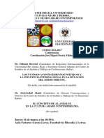Conferencias Marzo 2017 (2)
