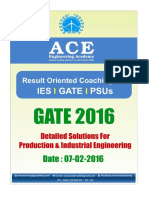 PI Gate2016 Set1
