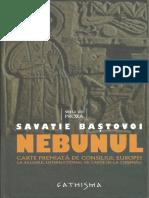 Savatie Bastovoi, Ierom. - Nebunul.pdf
