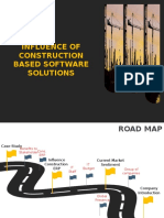 INFLUENCE OF CONSTRUCTION BASED SOFTWARE SOLUTIONS, Vertical Cities