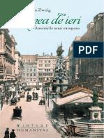 Stefan Zweig - Lumea de ieri (v.1.0).doc