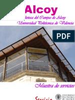 Presentación de la Biblioteca del Campus de Alcoy