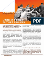 Newsletter N°25 -Novembre 2012