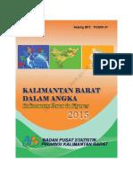Kalimantan Barat Dalam Angka 2015