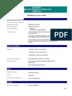 Employe Service Client (H_f) [Herstal]