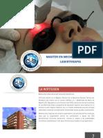 Laseterapia en Estética