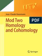 Jean-Claude Hausmann - Mod 2 Homology