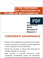 Corporate Governance_UK n US