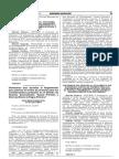 Ordenanza que aprueba el Reglamento que autoriza el sorteo de premios para los contribuyentes puntuales en el Distrito de Huacho denominado