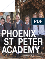 Phoenix St Peter Prospectus