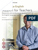 Support for Teachers Brochure