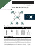 Actividad de Packet Tracer 5.5.2- Reto Al Protocolo Spanning Tree