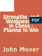 Strengths and Weaknesses in Chess