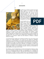 Vida y Obra de San Agustín