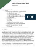 Sistemas Operacionais_Sistemas Embarcados