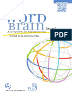 The Word Brain a Short Guide to Fast Language Learning