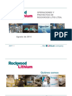 Rockwood Litio Ltda