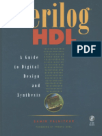 Verilog HDL - Samir Palnitkar