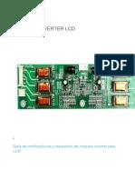 Reparar Inverter LCD