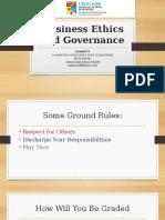 1-Business Ethics and Governance