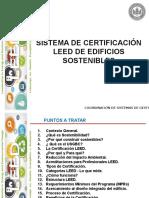 Introducción a la Certificación LEED 5fb028c20eda