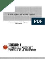 Estrategia - 002 Planificación y Foda