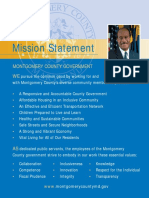 Montgomery County Executive Ike Legget's Proposed Budget in Brief