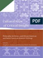 [Angela L. Cotten, Christa Davis Acampora] Cultura
