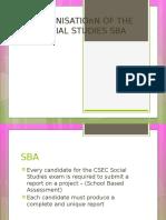 Sba Explained Students 2016