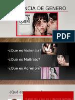 Violencia de Genero Exposicion Ministerio de La Mujer