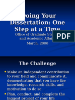 3WkshpPowerPoint Dissertation