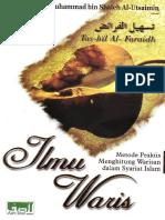 ILMU WARIS - SYAIKH MUHAMMAD BIN SHOLEH AL UTSAIMIN.pdf