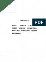 Capítulo 2 Ventaja Competitiva Michael Porter