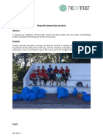 GVI Playa Del Carmen Monthly Achievement Report February 2017