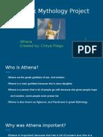 greek mythology project