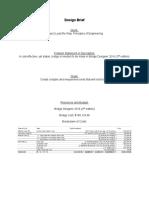 poe design brief