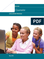 school counselor evaluation process user guide