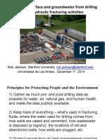 Rescursos hídricos en la estimulación hidráulica - Rob Jackson.pdf