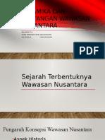 Dinamika Dan Tantangan Wawasan Nusantara Ppt