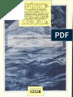 A Fisica No Brasil Na Proxima Decada Fisica Da Materia Condensada