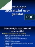 Semiologie uro