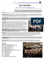 Cox News Volume 6 Issue 16