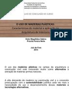 Madeira Plástica