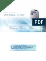 CLX8380 Parts Manual