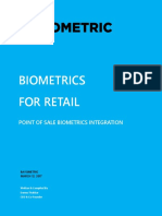 Biometrics for Retail