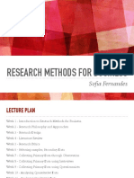 Week 1 - Introduction to Research Methods for Business PDF