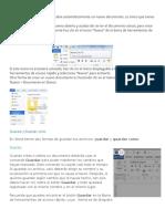 Crear Un Nuevo Documento
