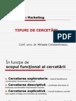 Cerc (ZI) - Curs 2 (Tipuri de Cerc)