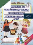 201944440 Carti Culegere de Exercitii Si Texte Gramaticale Clasele 1 4 Ed Elis TEKKEN